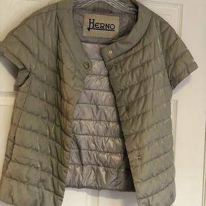 Unique, gorgeous Herno jacket!